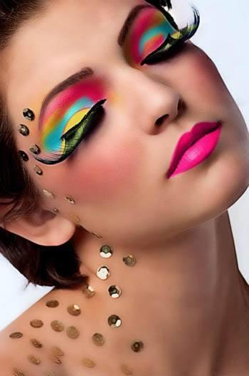 maquillaje-para-carnaval-fotos-fantasia