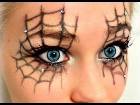 maquillate-una-telarana-o-dos-por-halloween-2014-telaraña-grandes-para-cada-ojo