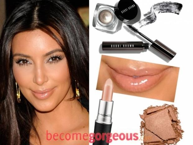kim_kardashian_makeup_look_nude_lips