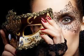 Maquillaje para acompañar máscara veneciana Carnaval 2018