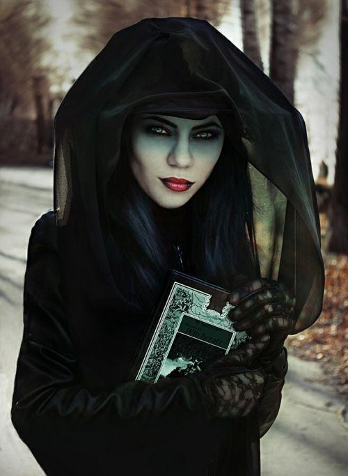 maquillaje brujas
