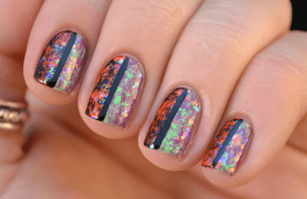 uñas-glitter-para-halloween-2015