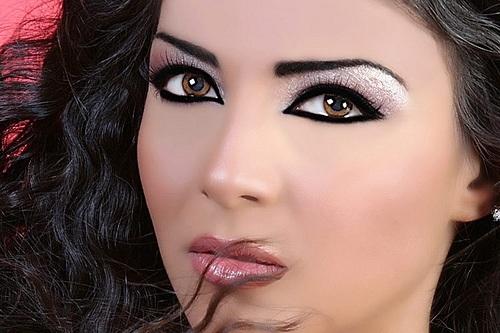 Maquillaje árabe exótico Carnaval 2016, paso a paso