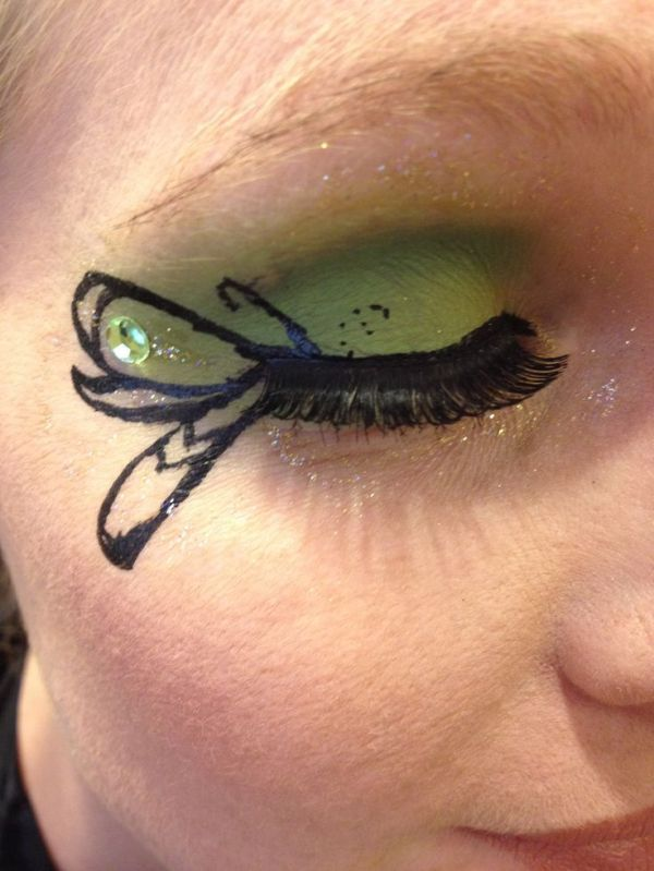 maquillaje-de-campanilla-tinkerbell-carnaval-2015