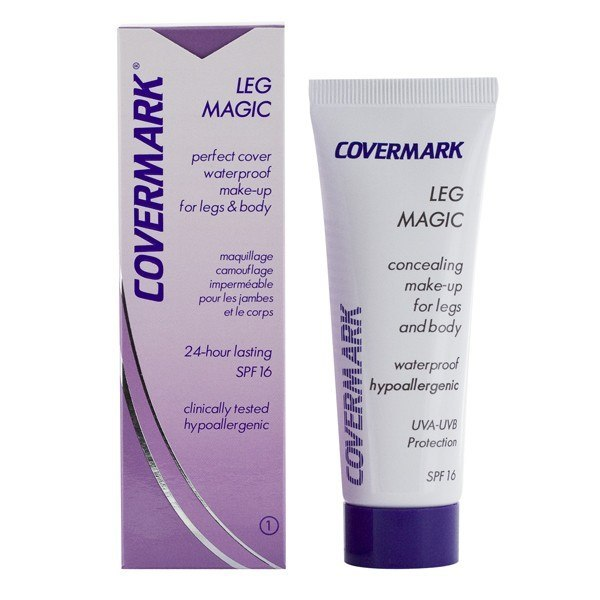 c05ed5a850dfd Maquillaje para piernas  Covermark Leg Magic - ProFreshStyle