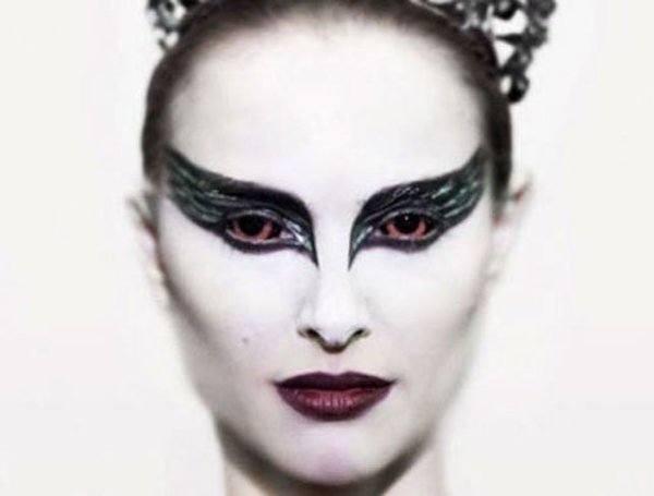 maquillaje-para-carnaval-2015-en-fotos-cisne-negro