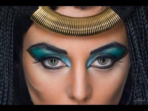 maquillaje-cleopatra