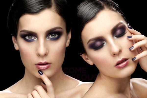 maquillaje-de-noche-de-verano-2014-look-glamour
