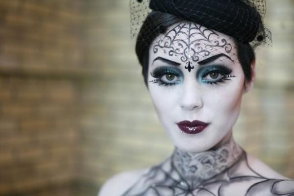 maquillaje-bruija-sexy-para-halloween-2015-maquillaje-bruja-gotica