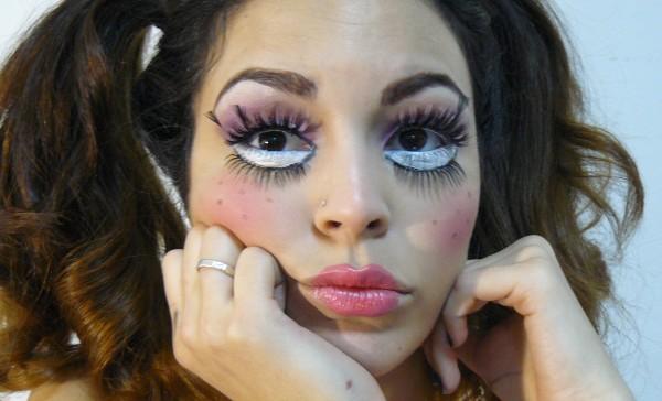 maquillaje-de-munequita-de-trapo-para-halloween-2015