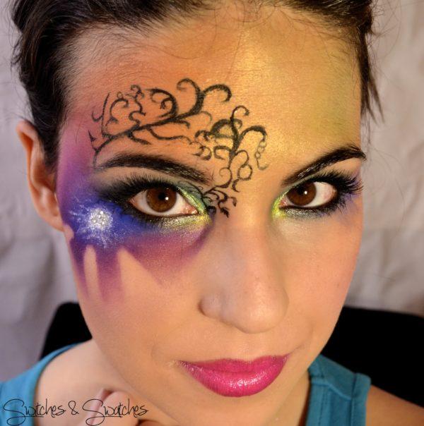 maquillaje-de-fantasia-halloween-2016-brillos