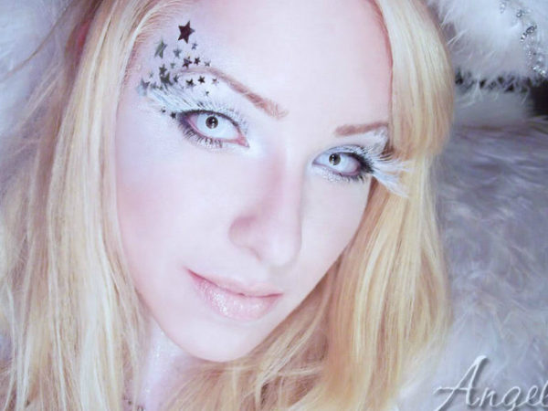 maquillaje-halloween-angel-blanco