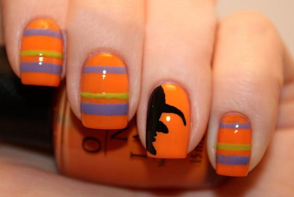 unas-halloween-bruja-naranja