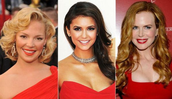 maquillaje-para-vestido-rojo-tres-estilos