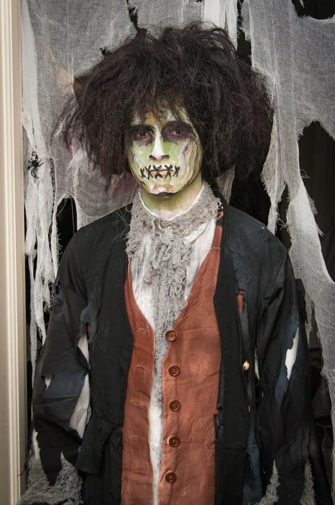Ideas para disfrazarse de zombie