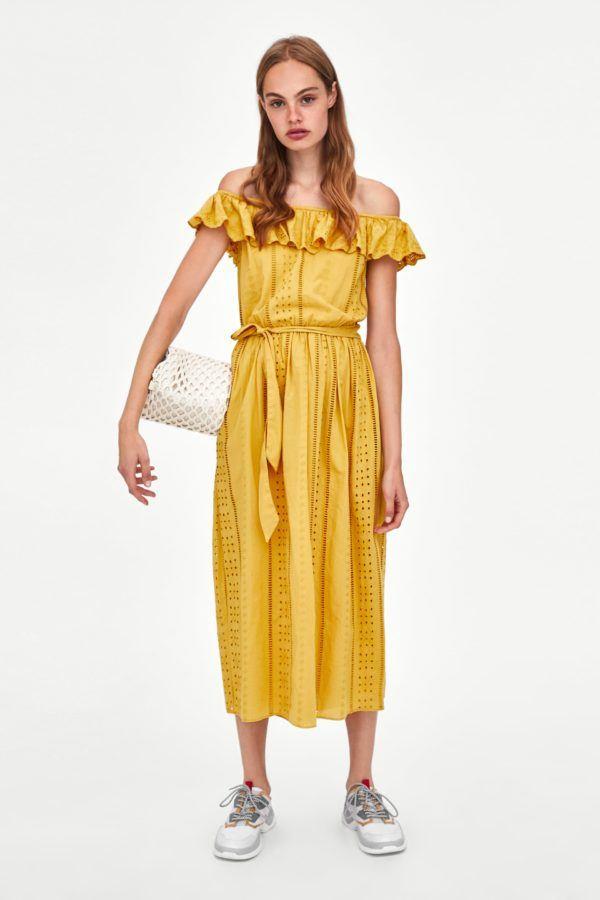 6949dfdf5 Cómo me maquillo si llevo un vestido amarillo - Maquillajerossa