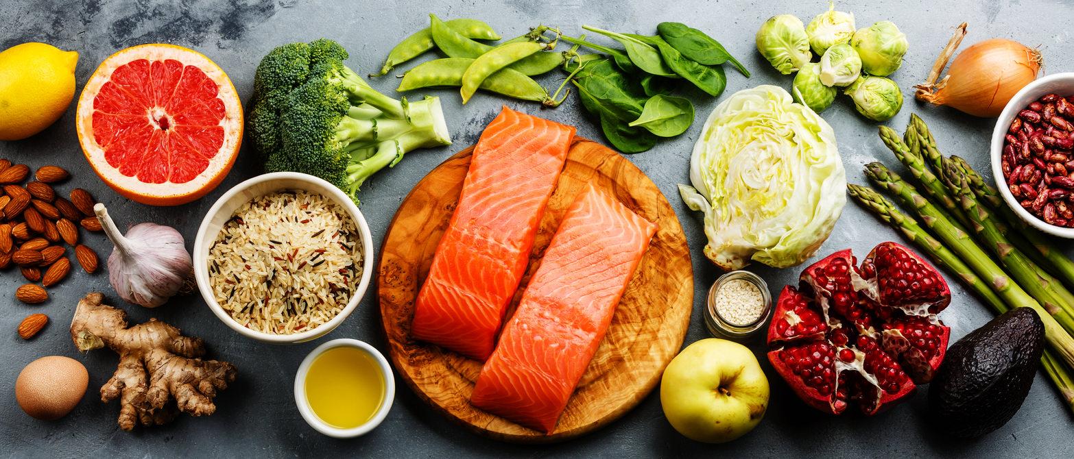 Alimentos con alto contenido en vitamina B9