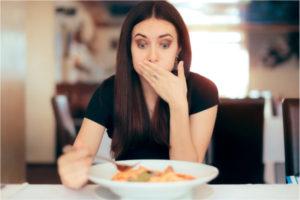 Aversiones en el embarazo
