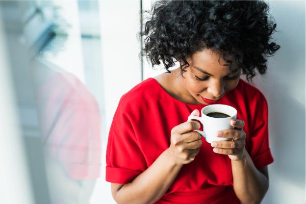 Consumo de cafeína y embarazo