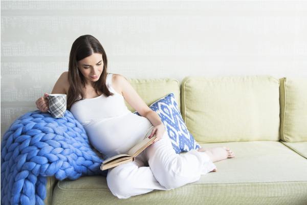 Las mejores infusiones durante el embarazo