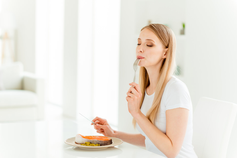 Los ácidos grasos son buenos para el cerebro del bebé