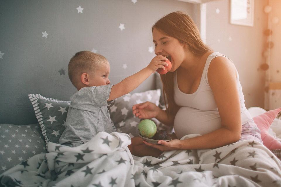 Qué desayunar con náuseas en el embarazo