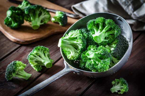 10 superalimentos para una piel perfecta verano  brocoli