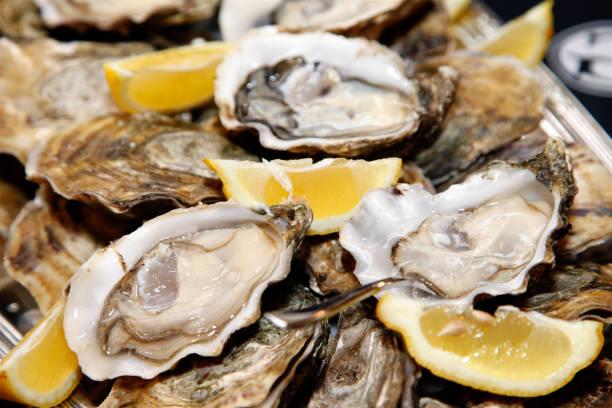 10 superalimentos para una piel perfecta verano  ostras
